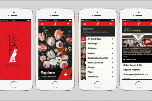 The TEFAF Mobile Guide helps you to get the most out of your visit to TEFAF Maastricht 2014