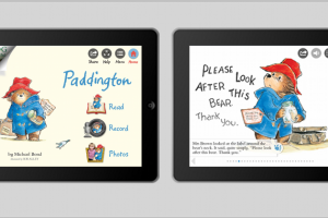iPaddington. The classic story of Paddington Bear, now for iPad, iPhone and iPod touch.