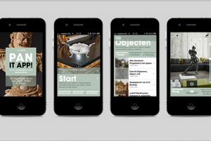 PAN-it-App. Place the art, antique and design objects of PAN Amsterdam in your own interior.