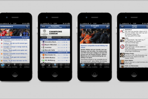 VP iPhone. Always be informed of the latest soccer news and live scores on your iPhone.